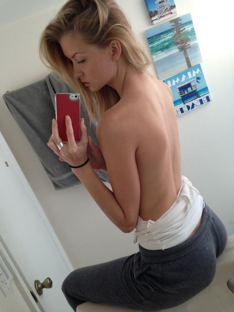 Think, Erin williams nude