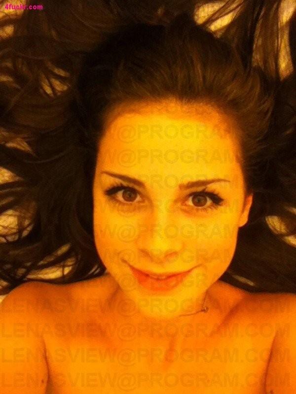 Lena meyer landrut nackt selfie