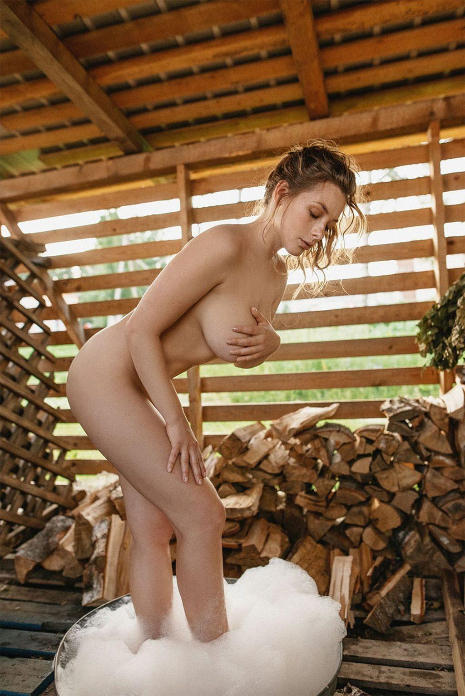 Nude olga Olga Alberti